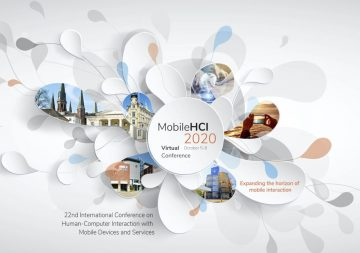 LERSSE Paper Gets Accepted at MobileHCI 2020